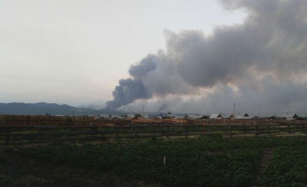 ВБурятии засутки потушено 11 лесных пожаров