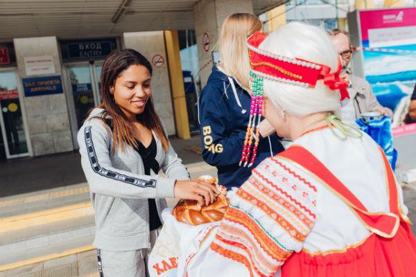 В Улан-Удэ прибывают женские команды по боксу на предстоящий чемпионат мира