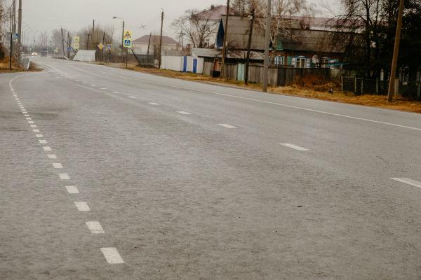 В Бурятии открыли дорогу, которая сохранится дольше других