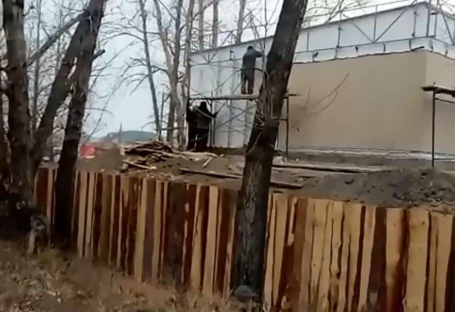 В Улан-Удэ запретили скандальную стройку АЗС на Левом берегу