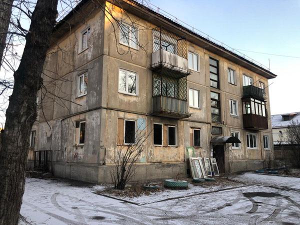 В Иркутской области исследуют первый дом 335-й серии