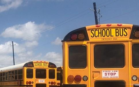 25 школьных автобусов переданы в школы Забайкалья