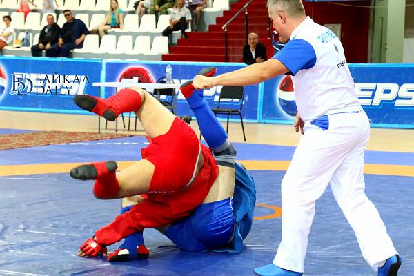 Иркутский самбист стал чемпионом мира среди мастеров