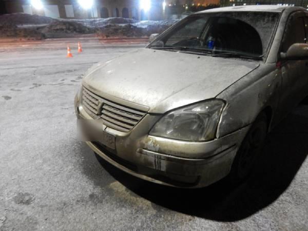 В Братске автомобиль сбил на «зебре» двух подростков