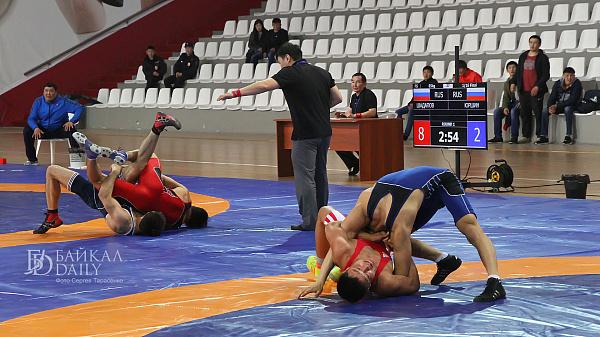 Бурятия лишилась мужского чемпионата России по вольной борьбе-2020
