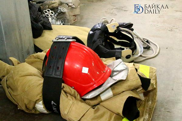 Мужчина задохнулся во время пожара в Бурятии