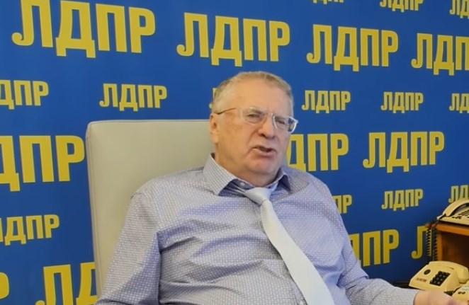 Жириновский поблагодарил ЛДПР Бурятии, несмотря на итоги выборов