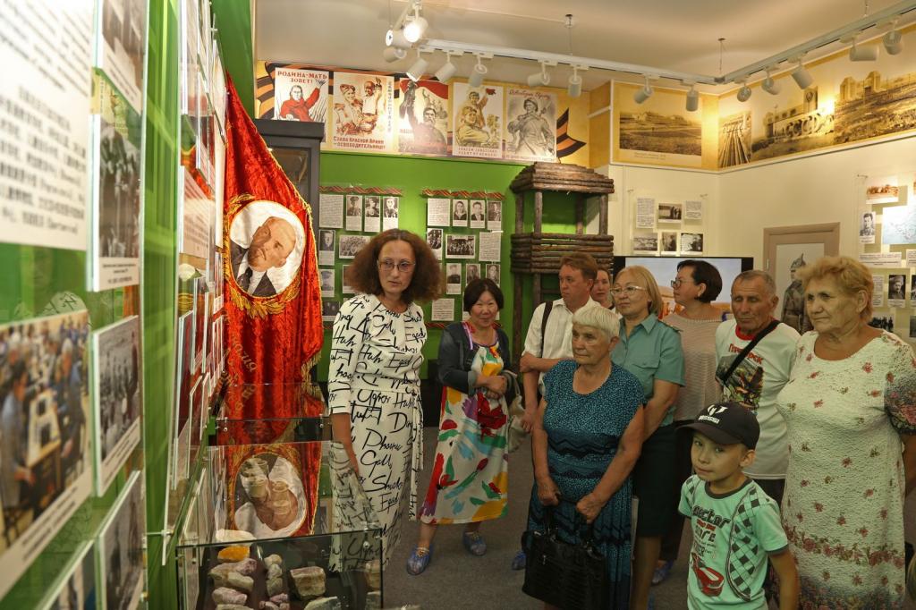 Новый музей открылся в Забайкальске