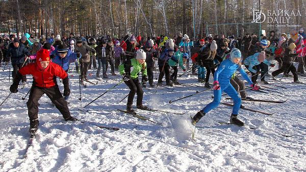 Соревнования по лыжным гонкам пройдут в Улан-Удэ