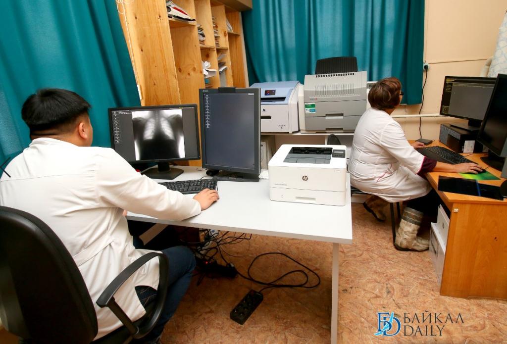 Тункинская больница получила оборудование на 54 миллиона