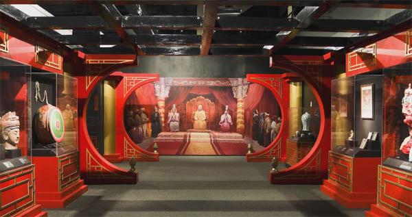 В США открылась выставка «Жизнь и наследие Чингисхана»