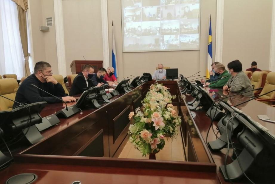 Мордовской пригрозил лесопользователям: «Если загорится, выгоним всем»