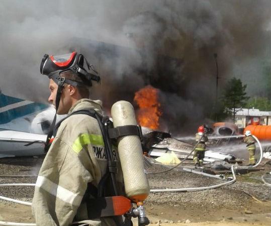 Число пострадавших в авиакатастрофе в Бурятии выросло до 19-ти