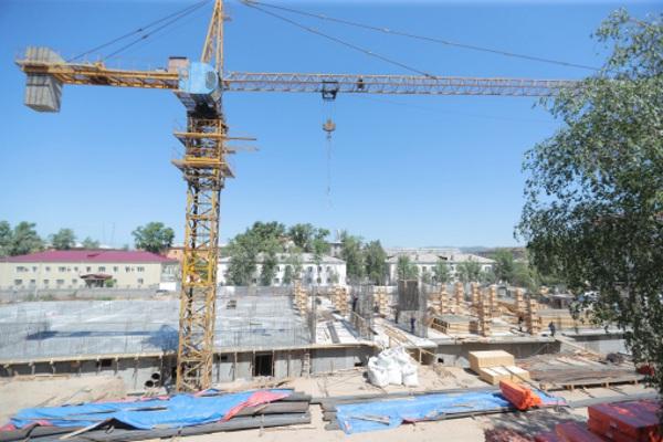 В Улан-Удэ начали строительство пристроя к школе №25