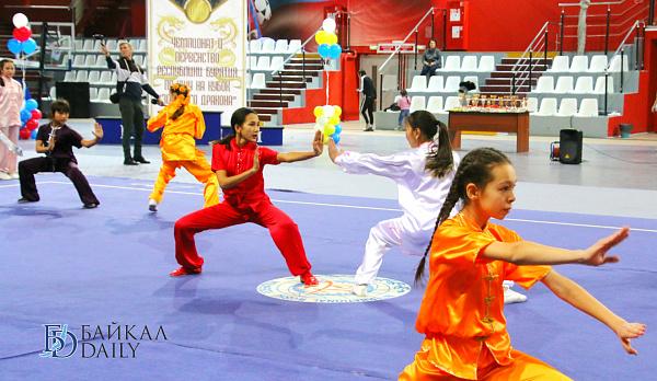 Фестиваль ушу пройдёт в Улан-Удэ
