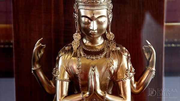 Улан-удэнцам покажут «Мировое наследие буддизма»