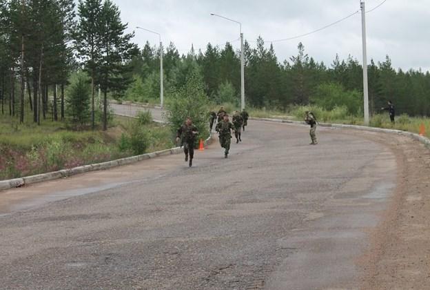 В Бурятии прошёл марш-бросок в честь генерала Ивана Яковлева