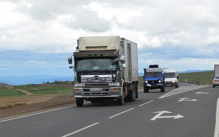 В Бурятии досрочно отремонтировали трассу у Оронгоя