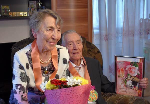 Иркутяне отметили 65-летие семьи