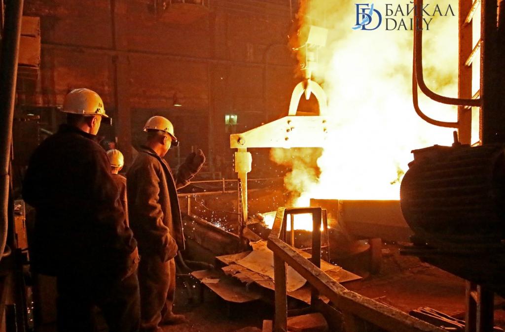 Ко Дню металлурга: Фоторепортаж из цехов Улан-Удэнского ЛВРЗ