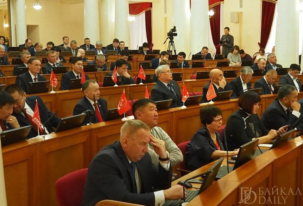 На депутатов Хурала Бурятии возложили новую обязанность