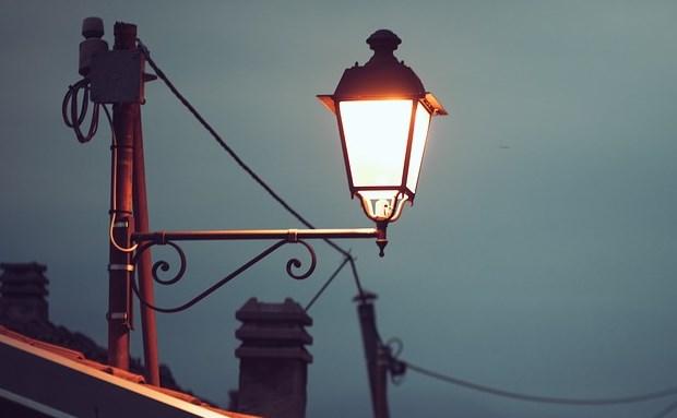 В частном секторе Улан-Удэ установили новые светильники