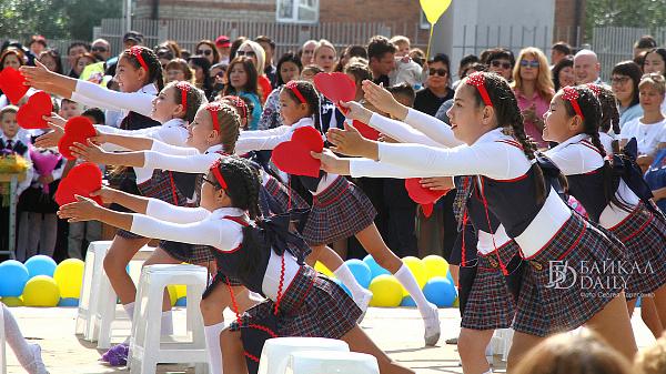 День знаний в Улан-Удэ отпраздновали мастер-классами