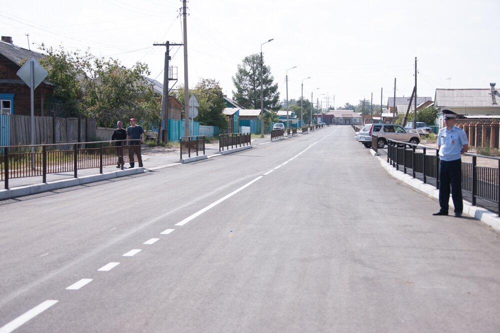 В Бурятии 6 км дороги отремонтировали за 137 миллионов