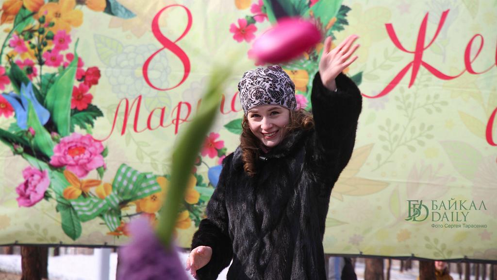 В Бурятии завершается челлендж, посвящённый 8 марта