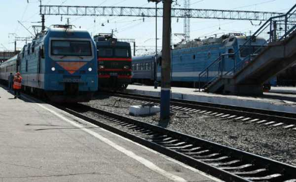 В Иркутской области электропоезд травмировал 71-летнюю бабушку