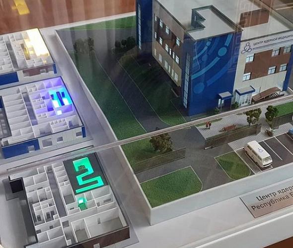 Строительство 4-этажного Центра ядерной медицины в Улан-Удэ одобрено