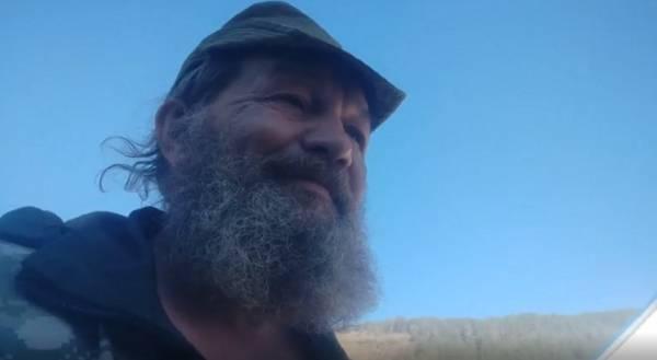 Идущий пешком по России путешественник побывал в Бурятии
