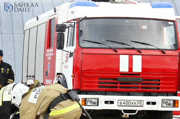 Установка газовой плиты в Бурятии привела к пожару