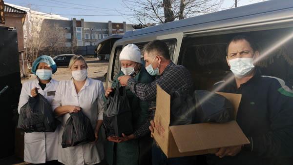 Депутат горсовета Улан-Удэ протянул руку помощи больнице