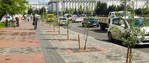 Мэр Улан-Удэ решил не возвращать ограждения на площадь Советов