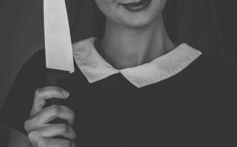 В Бурятии женщина вонзила нож в сожителя