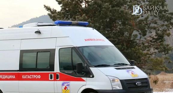 В Тулуне мотоциклист сбил девушку на «зебре» и скрылся