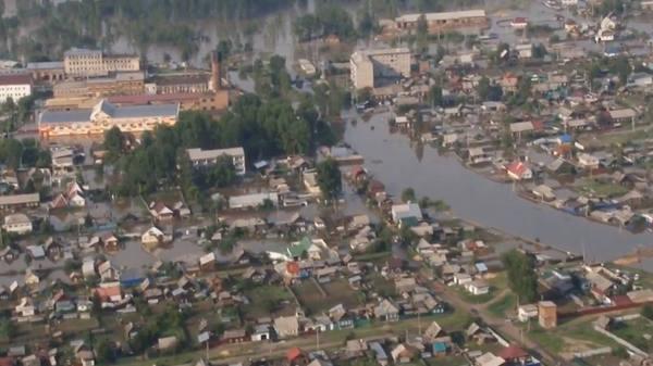 Цены на жильё в зоне паводка в Иркутской области резко выросли