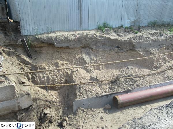 «Не стоит снижать темп»: В Улан-Удэ начали ремонт теплосетей на Сахьяновой