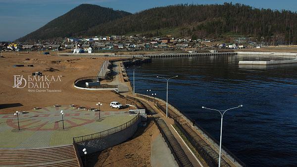 В «Байкальской гавани» построят гостинично-туристический комплекс