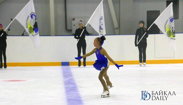 В Улан-Удэ пройдут первые соревнования по фигурному катанию