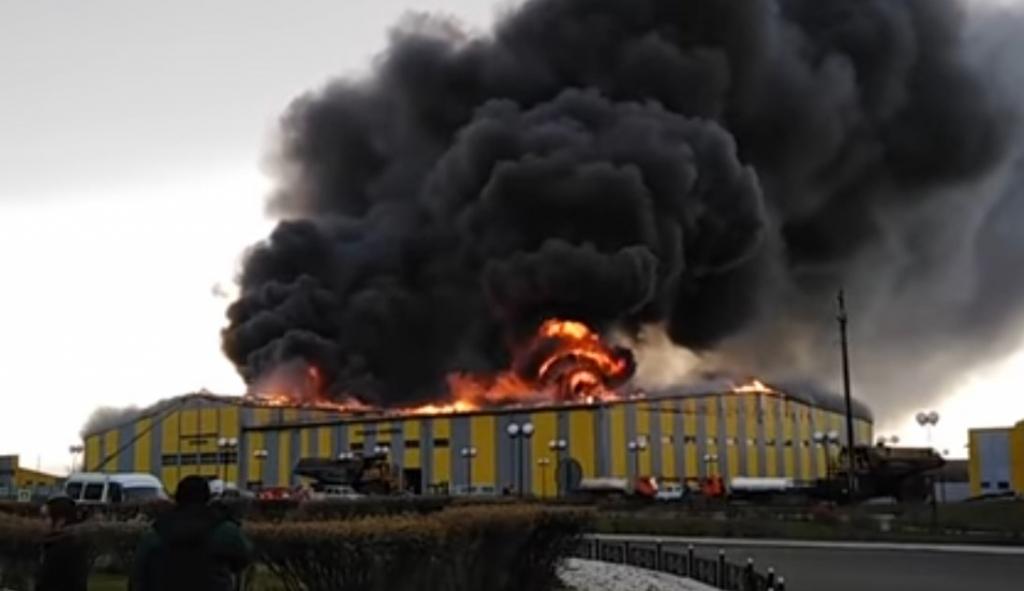 В Бурятии «Разрез Тугнуйский» не соблюдал пожарную безопасность