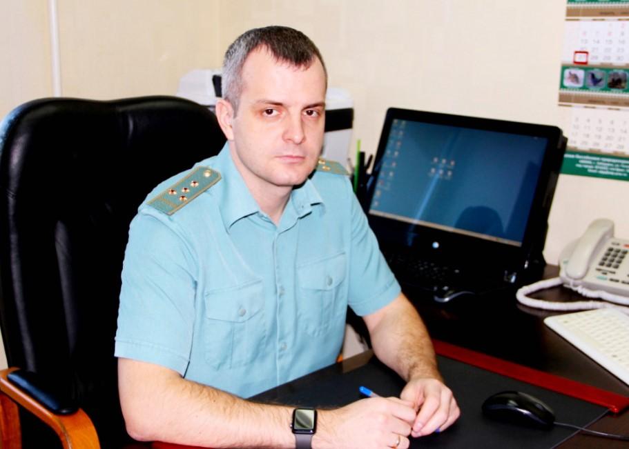 Первым замначальника Бурятской таможни назначен хабаровчанин