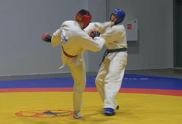 В Забайкалье определят чемпионов по рукопашному бою