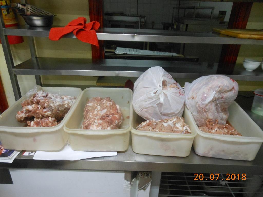 В кафе «Чжун Хуа» в Улан-Удэ готовили из мяса без документов