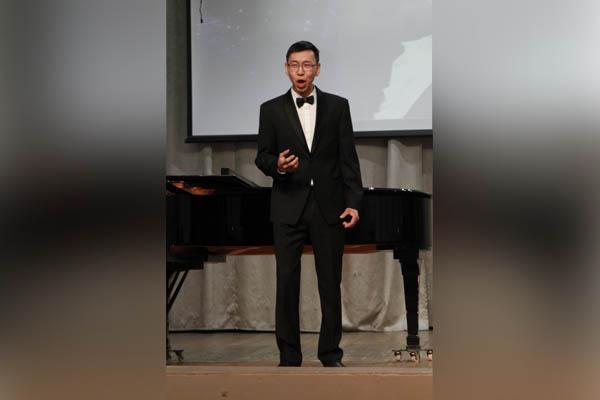 Вокалист из Бурятии стал призёром всероссийского фестиваля искусств