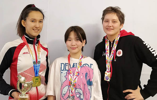 Спортсменки Бурятии стали призёрами чемпионата ДФО по боксу