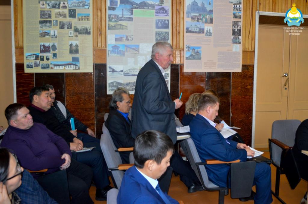 Жители Баргузинского района внесли предложения в программу развития Дальнего Востока