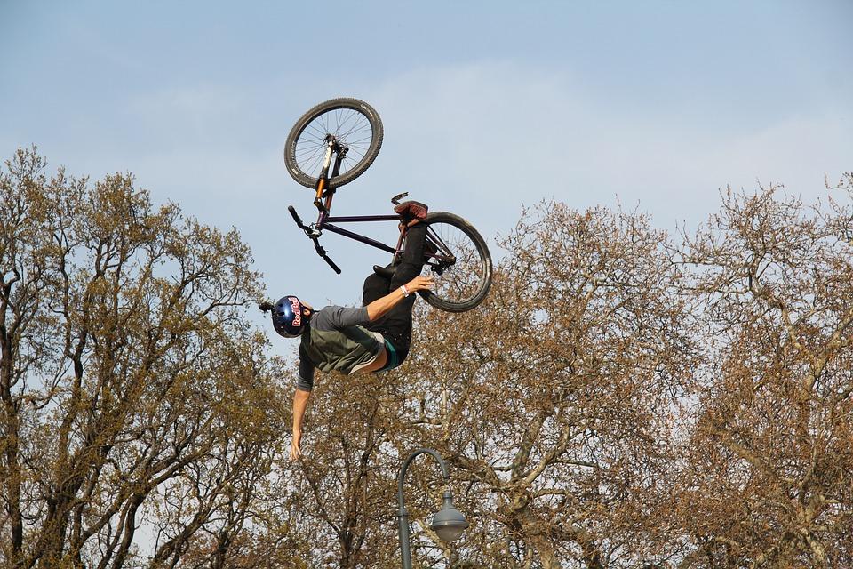 В Иркутске пройдёт фестиваль экстремального велоспорта