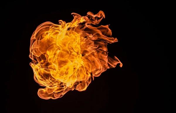 В Бурятии из-за угля, выпавшего из поддувала, сгорела баня